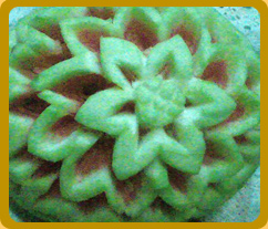 Learn fruit carving