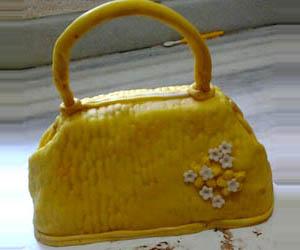 SugarCraft Handbag Cakes