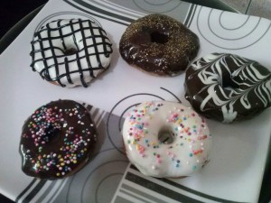 doughnut making classes